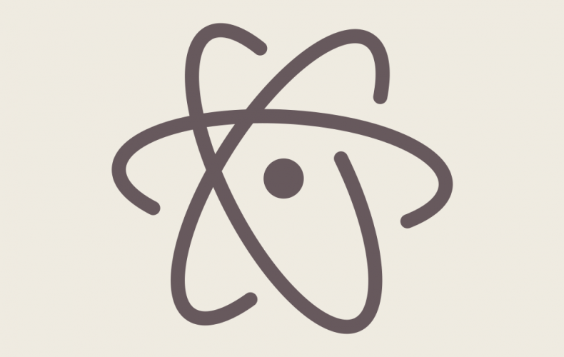 The text editor everyone is talking about…. Atom