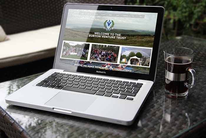 New Website Launched for the Burton Venture Trust